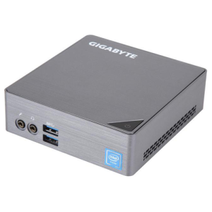 Gigabyte Core I3 BSi3H-6100 Ultra Compact Mini Brix,S PC