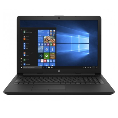 """Intel Core I3-7020U (2.3 GHz, 3 MB cache, 2 cores) Memory, standard 4 GB DDR4-2133 SDRAM (1 x 4 GB) Video graphics Intel® HD Graphics 620 Hard drive 1 TB 5400 rpm SATA Optical drive DVD-Writer Display 14"""" diagonal HD SVA BrightView WLED-backlit (1366 x 768) Keyboard Full-size island-style keyboard Pointing device Touchpad with multi-touch gesture support Wireless connectivity 802.11b/g/n (1x1) Wi-Fi® and Bluetooth® 4.2 combo Network interface Integrated 10/100/1000 GbE LAN Expansion slots 1 multi-format SD media card reader External ports 1 HDMI; 1 headphone/microphone combo; 1 RJ-45; 1 USB 2.0; 1 VGA; 2 USB 3.1 Gen 1 (Data transfer only) Minimum dimensions (W x D x H) 34 x 24 x 2.37 cm Weight Starting at 1.7 kg Power supply type 45 W AC power adapter Battery type 4-cell, 41 Wh Li-ion Webcam HP TrueVision HD Camera with integrated digital microphone Audio features Dual speakers Operating System Windows-10 Original 2 Years Warranty, 1 Year Free Service."""